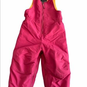 3T Girl Land's End Snowpants